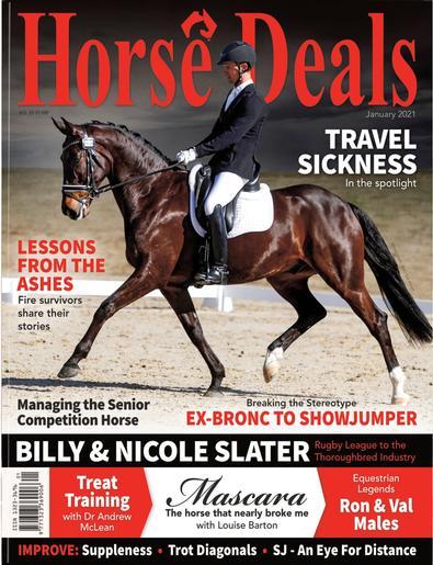 Horse Deals magazine cover