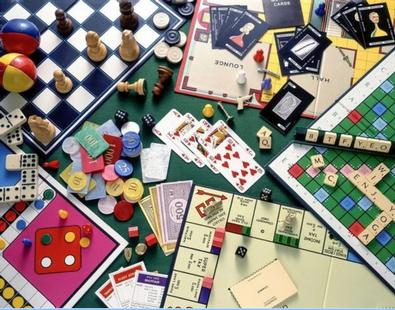 The Board Game Box cover