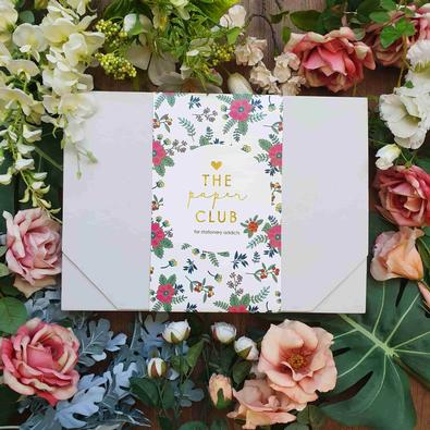 The Paper Club cover