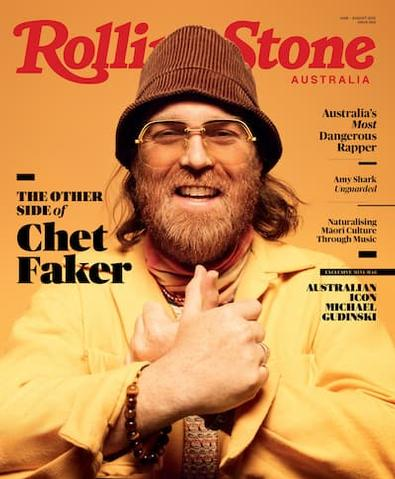 Rolling Stone Australia magazine cover