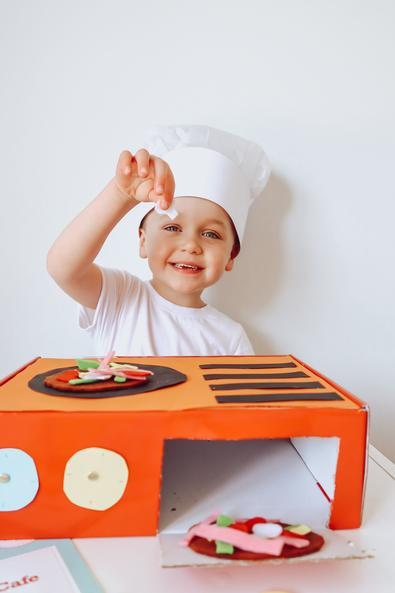 PeekyMe Make and Cook BBQ Craft Box cover