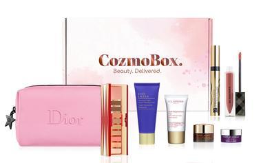 Cozmobox Luxury Beauty Box cover