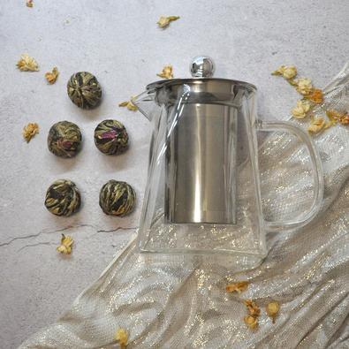 Tea Tasters Flowering Tea Set cover