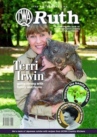 Ruth magazine cover