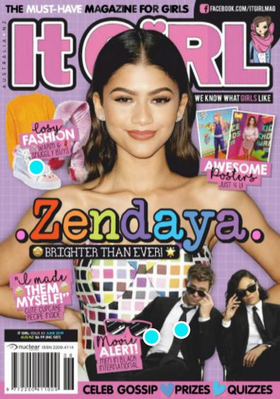 It GiRL magazine cover
