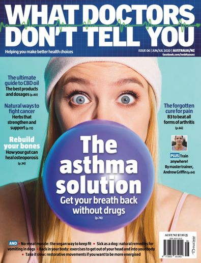 What Doctors Don't Tell You magazine cover
