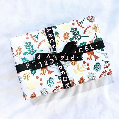 Peony Parcel Christmas Mystery Pamper cover