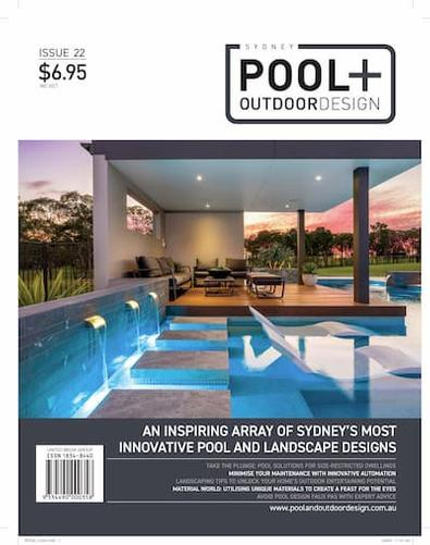 Sydney Pool + Outdoor Design #22 cover