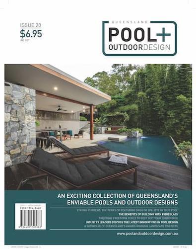 Queensland Pool + Outdoor Design #20 cover