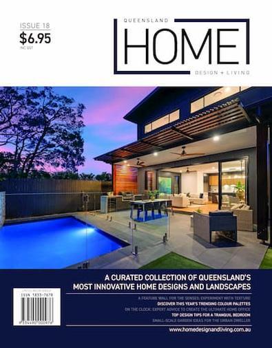 Queensland Home Design + Living #18 cover