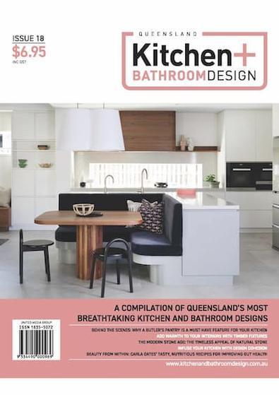 Queensland Kitchen + Bathroom Design #18 cover