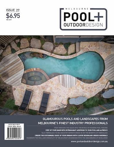 Melbourne Pool + Outdoor Living # 27 cover