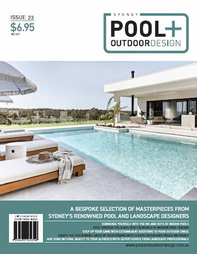 Sydney Pool Design & Outdoor Living #23 cover