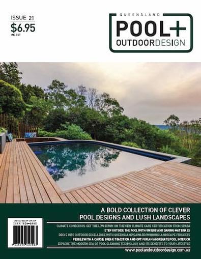Queensland Pool + Outdoor Design #21 cover