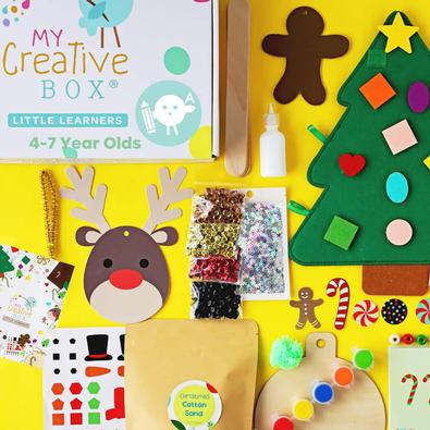 My Creative Box Little Learners - Christmas cover