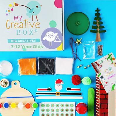 My Creative Box Big Creatives - Christmas cover