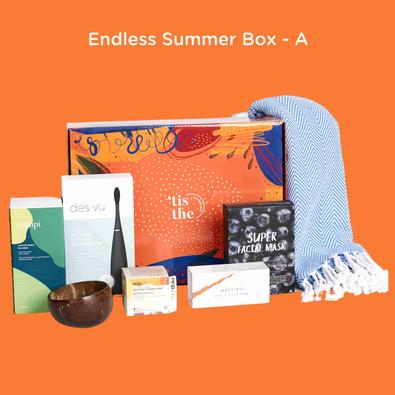 'tis the Endless Summer Box cover
