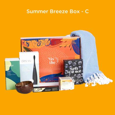 'tis the Summer Breeze Box cover
