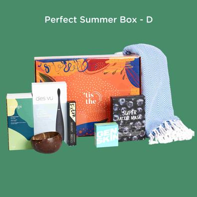 'tis the Perfect Summer Box cover