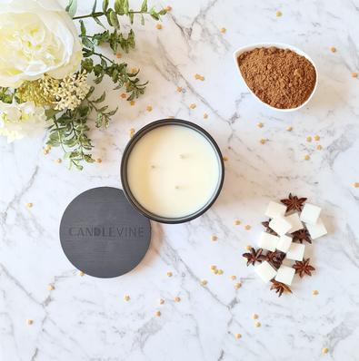 Sugar & Spice Premium Soy Wax XL Candle cover