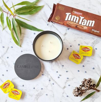 Aussie Classic Premium Soy Wax XL Candle cover
