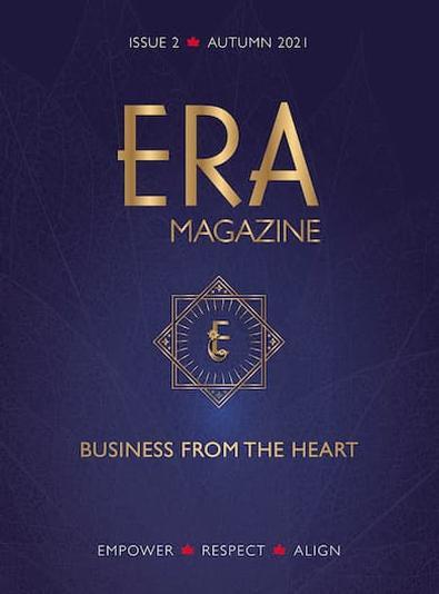 ERA Magazine cover