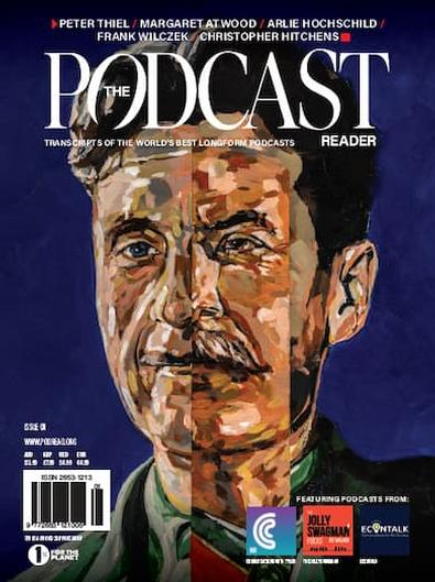 The Podcast Reader Magazine Subscription - isubscribe.com.au
