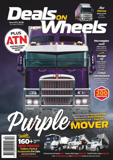 Deals On Wheels magazine cover