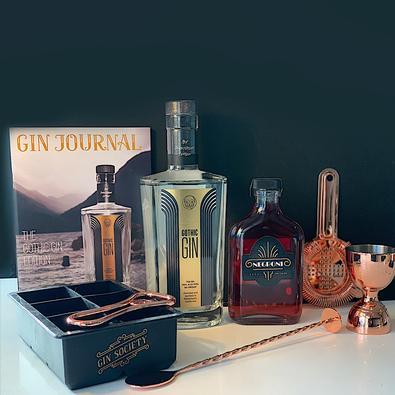 Gin Society Gift Box cover