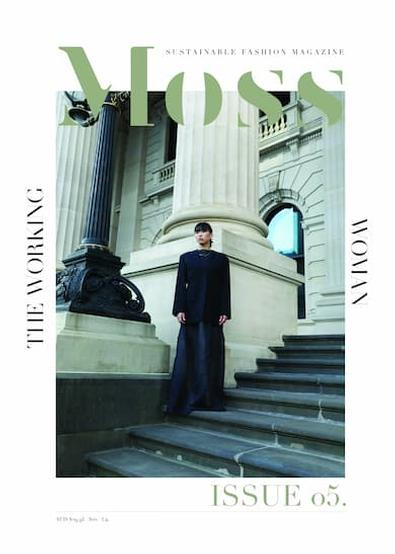 MOSS magazine cover