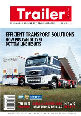 Trailer Magazine cover