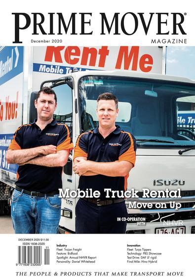 Prime Mover Magazine cover