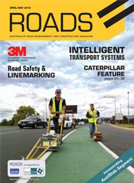 ROADS MAGAZINE cover