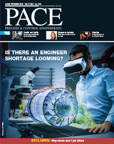 PACE magazine cover