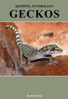 Keeping Australian Geckos cover
