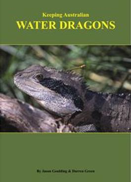 Keeping Australian Water Dragons cover