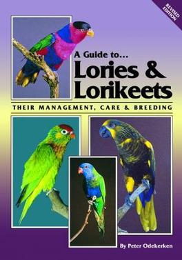 A Guide to Lories & Lorikeets (Revised Edition) cover