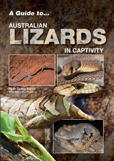 A Guide to Australian Lizards in Captivity cover