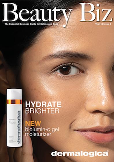 Beauty Biz magazine cover