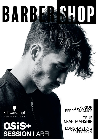BarberShop magazine cover