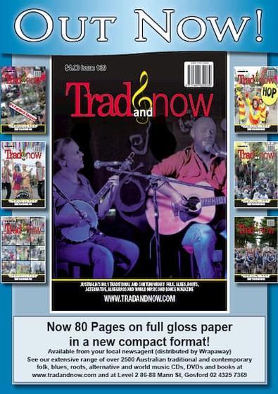 Trad&Now magazine cover