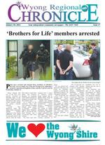 Wyong Regional Chronicle
