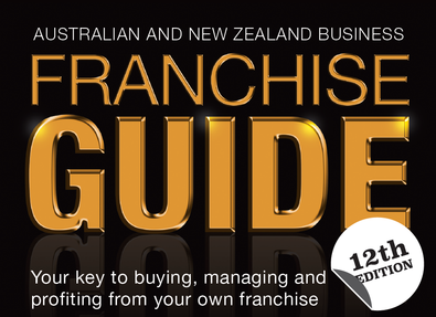 Business Franchise Guide 12th Edition cover