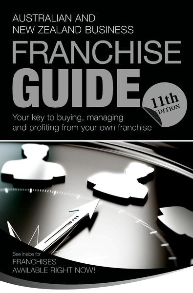 Business Franchise Guide 11th Edition cover