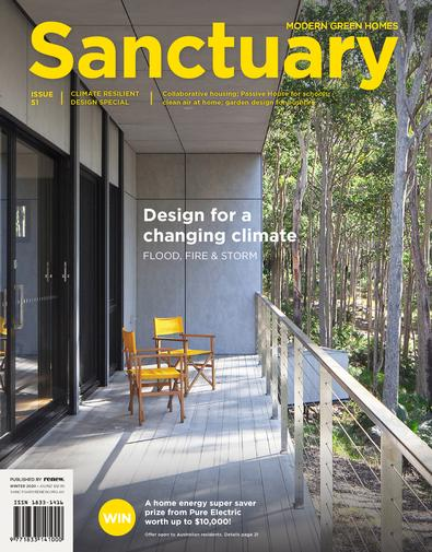 Sanctuary: modern green homes
