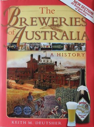 Breweries of Australia: A History 2nd Edn cover