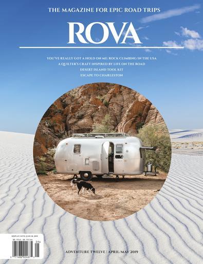 ROVA magazine cover