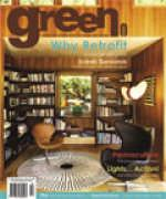 green Issue No. 7 magazine cover
