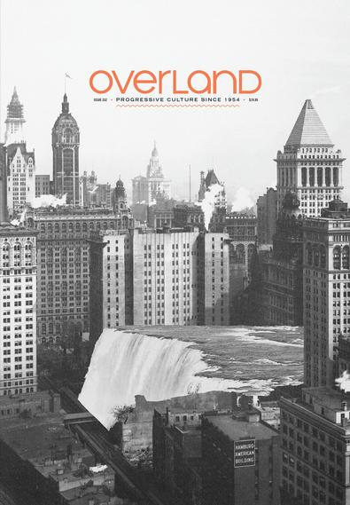 Overland magazine cover