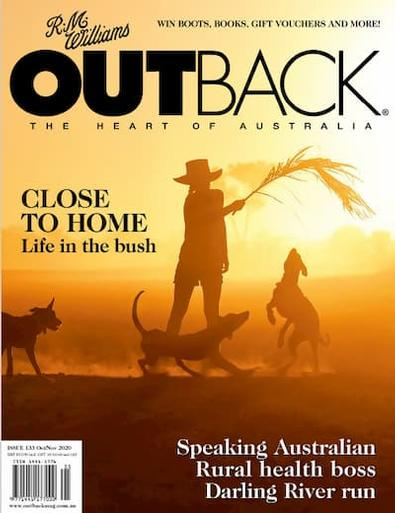 R.M. Williams OUTBACK Magazine